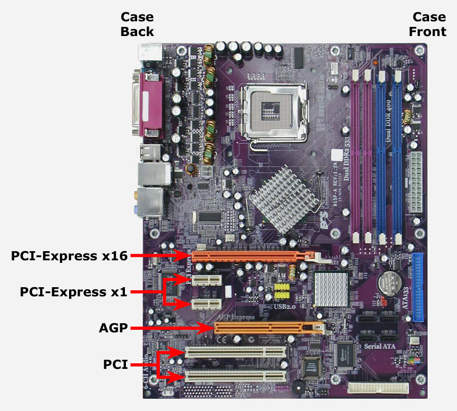 pci slot cover