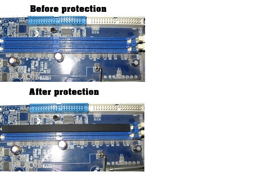 Spare Slot Protection